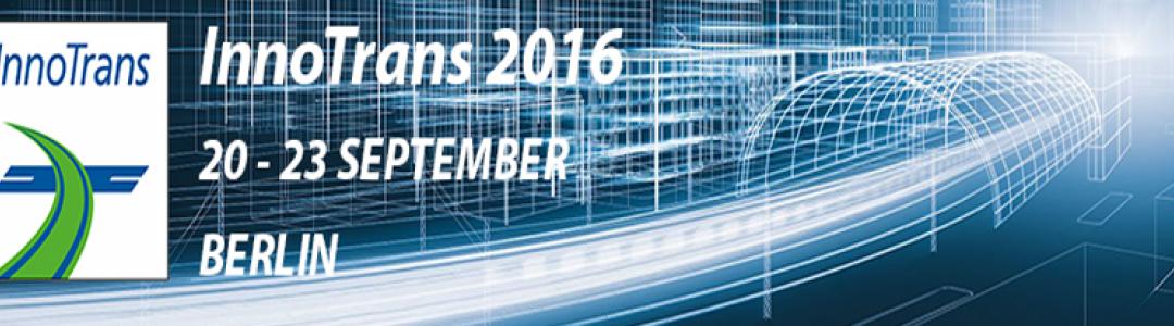 Insights from InnoTrans 2016